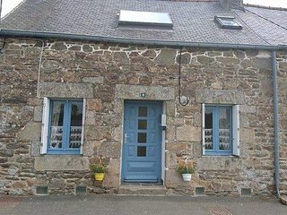 Traditional house in Britanny, Belle-Isle-en-Terre