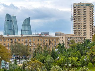 2 bedrooms apartment, Baku