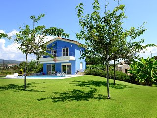 Blue Indigo Luxury Villa, Dimitras Villas, Kalo nero beach, Messinia, Kalo Nero