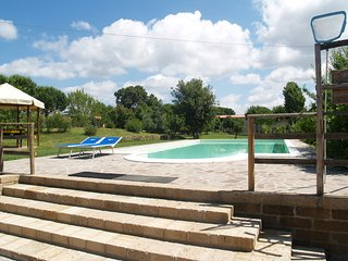 Corbezzolo Cozy apartment with wifi and swimming pool view