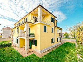 Kompas Comfort apartment in Umag