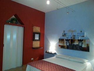 CASA LOLITA: Appartamento vicino la spiaggia con Balcone vista mare Wi Fi gratis