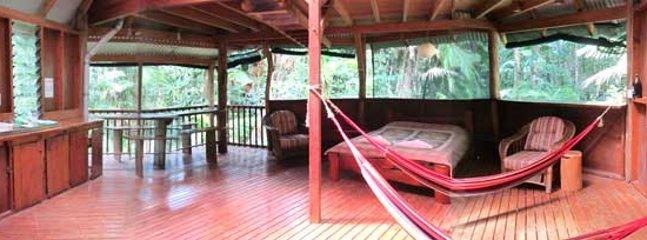 Panoramic view of interior
