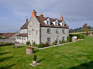 The Farm House located in Glastonbury, Somerset