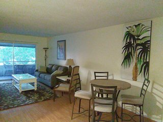 2 Br King beds, Near Siesta Key Huge screened deck, Sarasota
