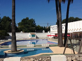 Family Friendly Complex Very Close To Javea's Arenal Beach With Large Pool
