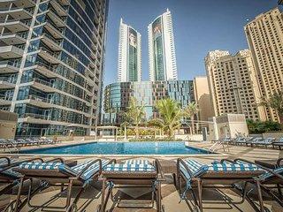 Stylish apt in the middle of Marina, Dubai