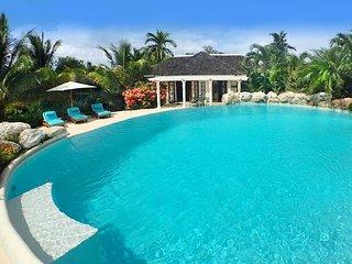 Kenyan Sunset Golf Villa, Rose Hall Montego Bay 5BR
