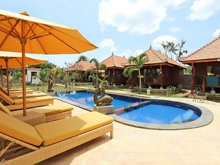 ONE BEDROOM HOME GETAWAY ESCAPE SLEEP AT DREAM BEACH COTTAGES CLOSE TO THE BEACH, Nusa Lembongan