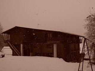 Logis St Roch - location saisonnière en Maurienne