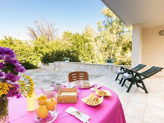 Villa Salento - South Italian Holiday Rental in Puglia - Sea view