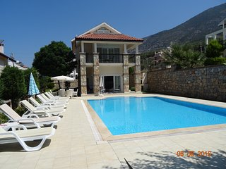 Olu Deniz Stunning 3 Bedroom Villa Large Private Pool