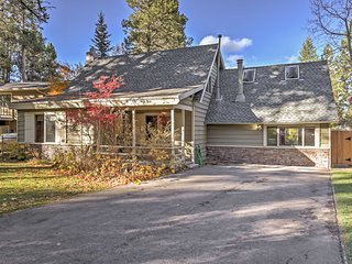 3BR South Lake Tahoe House Minutes from Lake!