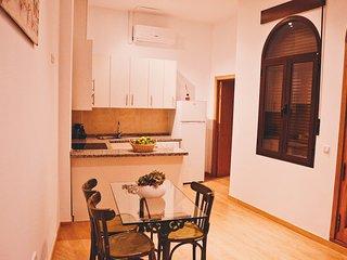 Apartamento céntrico con encanto