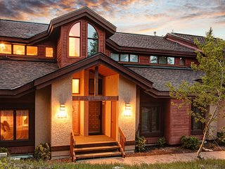 Abode on Ridgepoint, Park City