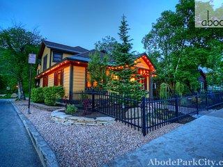 Abode on the Park, Park City