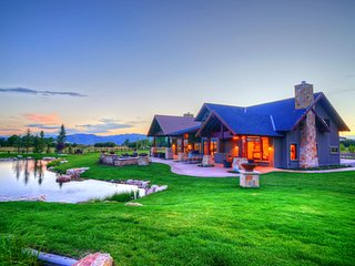 Abode at Twilight Ranch, Kamas