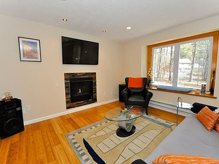 BRAND NEW 3BR Condo w/Gas Fireplace, Wifi. Close to skiing!, Bartlett