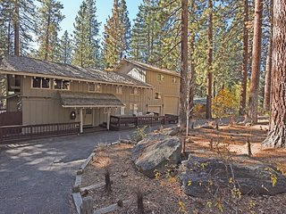 Incline Village Family Home with Large Yard