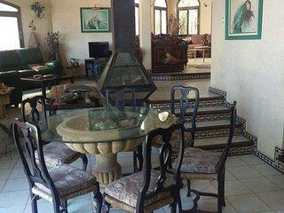 Villa Harhoura Front de Mer avec Piscine, El Harhoura