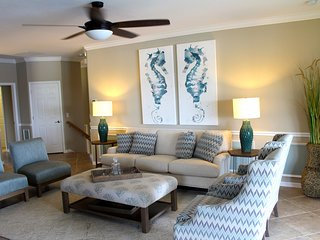 Available for Season - Brand New Turnkey Furnished 3BR/2BA Upstairs Coach Home!, Naples