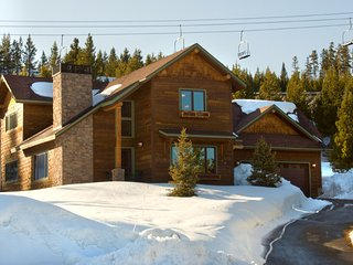 Twin Lift Lodge, Big Sky