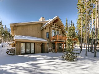 Moonlight Mountain Home | 1 Shadow Ridge, Big Sky