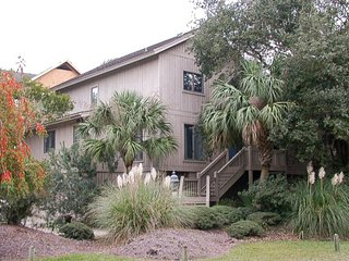 Conch Out Cottage on Fripp Island ~ RA130297
