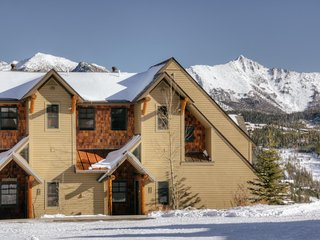 Saddle Ridge Townhome | Unit K1, Big Sky