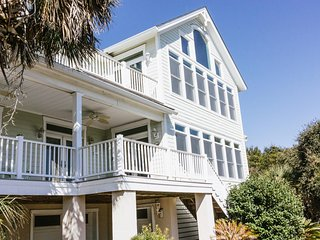 Coastal Charm Southern Living on Fripp Island ~ RA130330