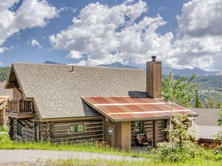 Powder Ridge Cabin | 15 Manitou, Big Sky