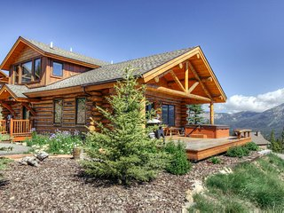 Cowboy Heaven Cabins | 13 Bandit Way, Big Sky