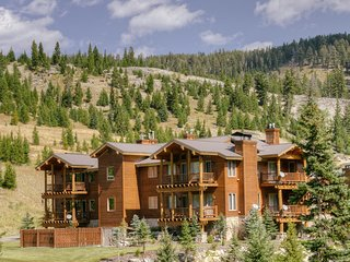 Lone Moose Meadows | Unit 101, Big Sky