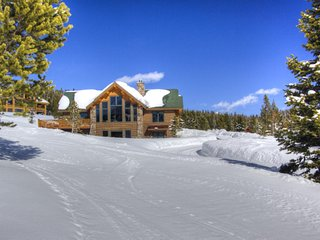 Lone View Lodge, Big Sky