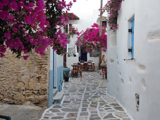 Prodromos traditional island house
