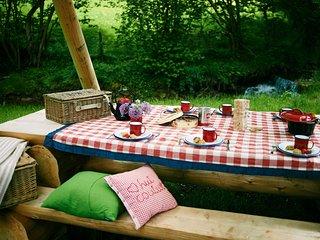 42859 Log Cabin in Hay-on-Wye, Velindre