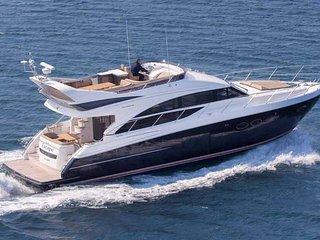 Luxury Class Yacht Princess