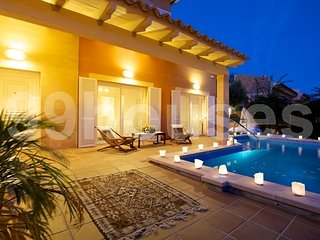 4 bedroom Villa in Alcudia, Balearic Islands, Spain : ref 5334045