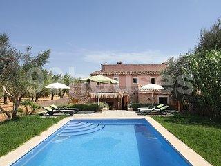 4 bedroom Villa in Búger, Balearic Islands, Spain : ref 5334049
