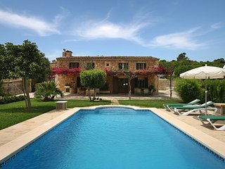 4 bedroom Villa in Santa Margalida, Balearic Islands, Spain : ref 5334043
