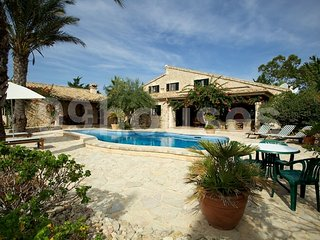 4 bedroom Villa in Pollenca, Balearic Islands, Spain : ref 5334042