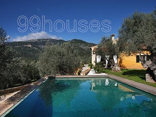 6 bedroom Villa in Selva, Balearic Islands, Spain : ref 5334012