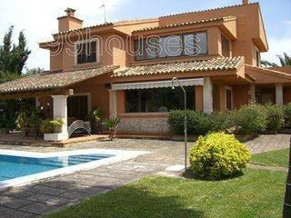 4 bedroom Villa in Palma de Mallorca, Balearic Islands, Spain : ref 5334135