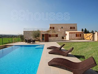 3 bedroom Villa in Muro, Balearic Islands, Spain : ref 5334027
