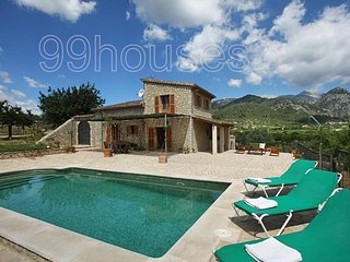 Nice country house with incredible views., Selva