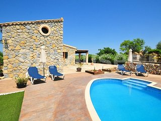 2 bedroom Villa in Selva, Balearic Islands, Spain : ref 5334087