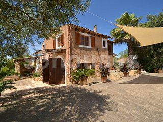 country house with pool and wifi for up to 5 people, Son Macia