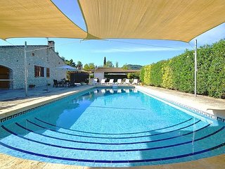 4 bedroom Villa in Binissalem, Balearic Islands, Spain : ref 5334127