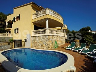 4 bedroom Villa in Alcúdia, Balearic Islands, Spain : ref 5334147