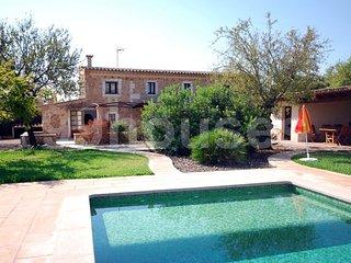 3 bedroom Villa in Búger, Balearic Islands, Spain : ref 5334114